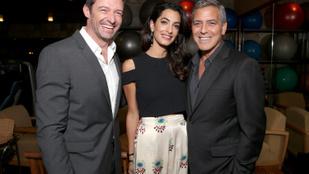 Amal Clooney egyszerűen mindenkinek jól áll