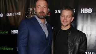 Így harcol Matt Damon és Ben Affleck Tom Brady barátságáért