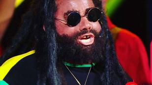 Ez nem egy reggae-énekes jeti, hanem Polyák Lilla