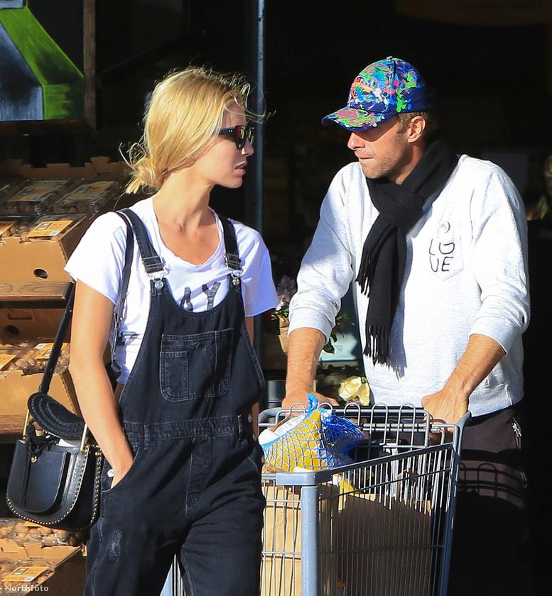 Egy kicsit olyan, mintha az új barátnő irányítana, a bevásárlásnál tuti ő a főnök