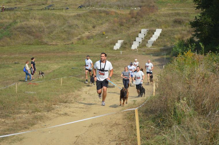 Szokott a kutyájával futni?                          ...és nagyon-nagyon sokat futni?