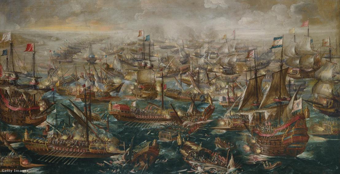 A Lepantói csapata, Eertvelt Andries van (1590-1652)