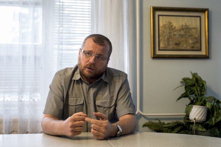 Pál Endre, Katymár polgármestere.