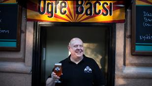 Megtaláltuk az Ogrét, akiről sört neveztek el