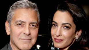 George Clooney nem pörögte túl a házassági évfordulóját