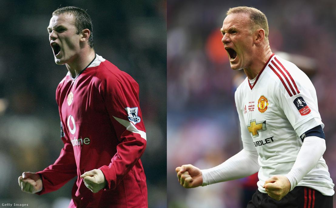 Rooney 2004-2016