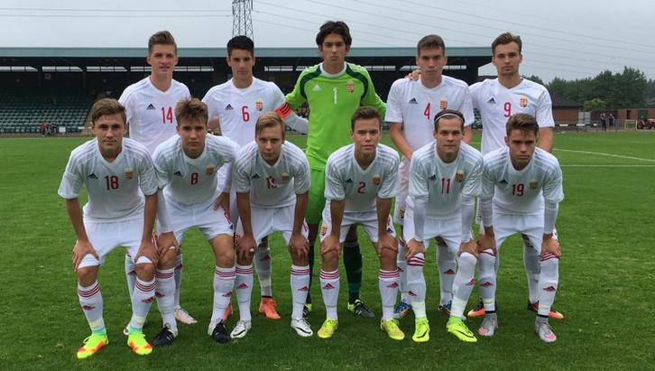Az U17-es válogatott