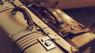 Csontvázzal zártak bőröndbe egy babát Hannoverben