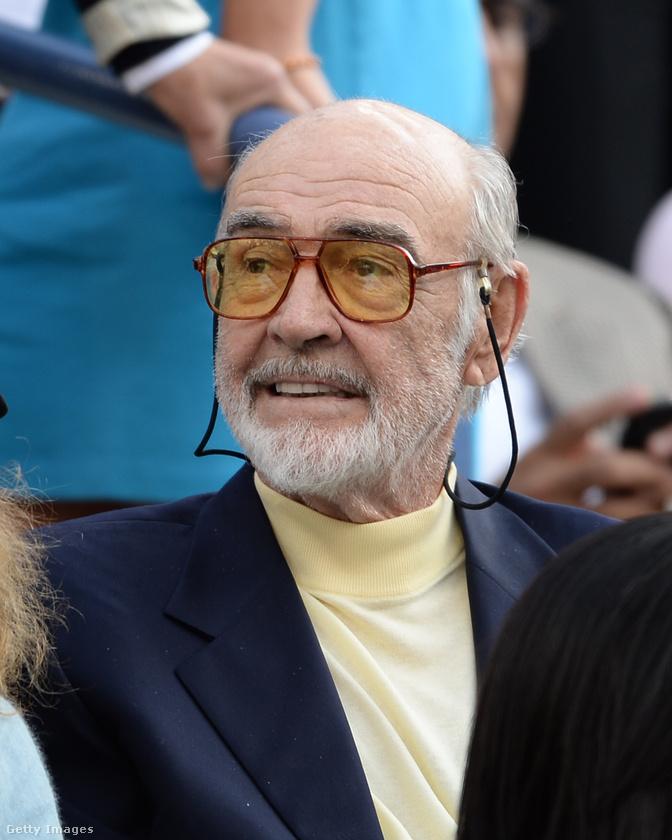Sean Connery se volt mindig Oscar-díjas színész