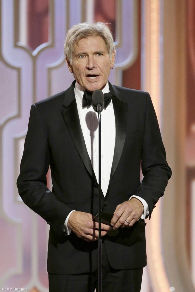 Harrison Ford a félénksége miatt iratkozott fel az egyetemi színjátszás kurzusra, aztán beleszeretett a színészetbe