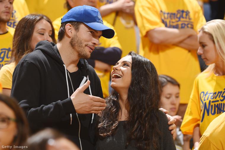 Mila Kunis férjének korábbi életszakasza abszolút a végletek közt mozgott.