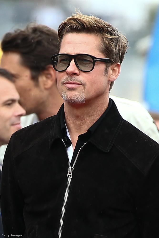 Brad Pitt sem az a sztár, akinek csak megszületni volt nehéz