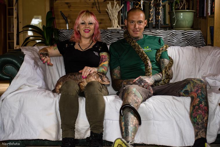 Siouxsie Gillett most már azonban mással csinálja tovább az állatgondozást.