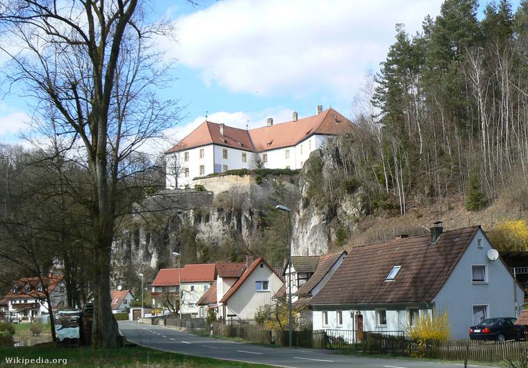 A férfi egy kis német faluban élt