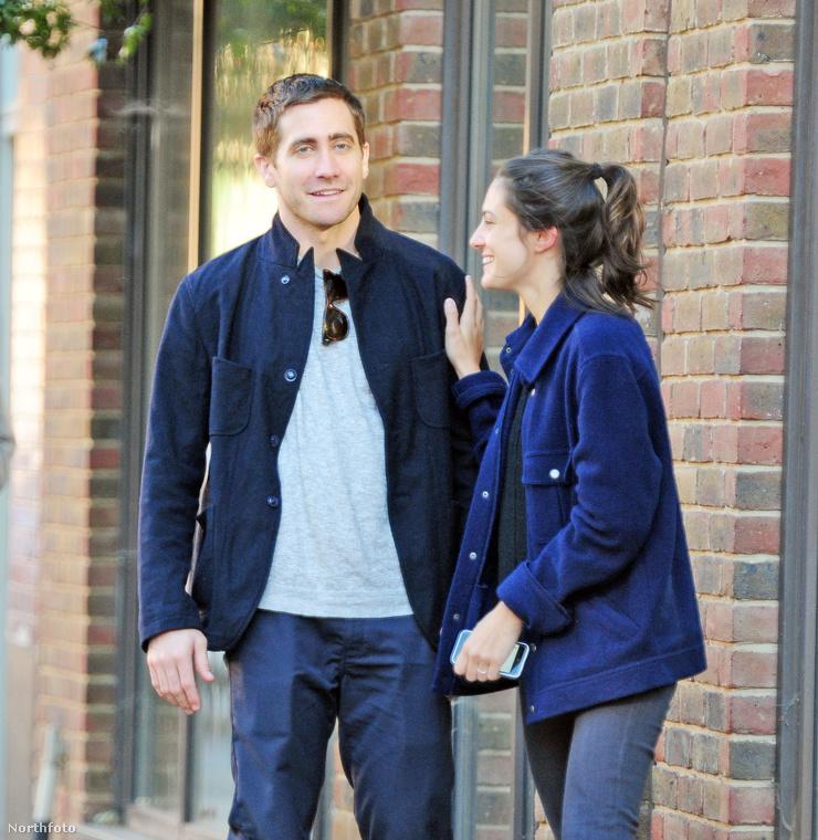 A színész október 2-án, kedden Londonban mutatkozott egy eddig ismeretlen hölgy társaságában.