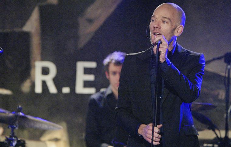 Még tavaly ősszel a R.E.M