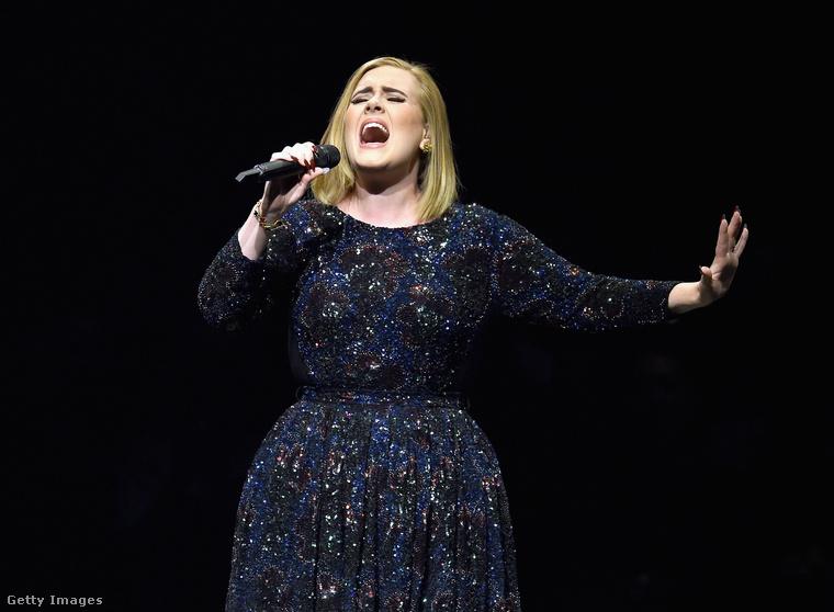 Donald Trump kampánytalálkozóin Adele két száma, a Rolling In The Deep és a Skyfall is elhangzott engedély nélkül