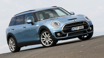 Mini Clubman Cooper S All4 - 2016.