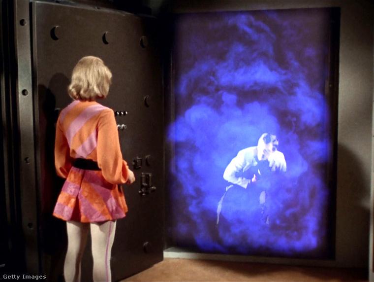 Teleportációs művelet a Star Trekben