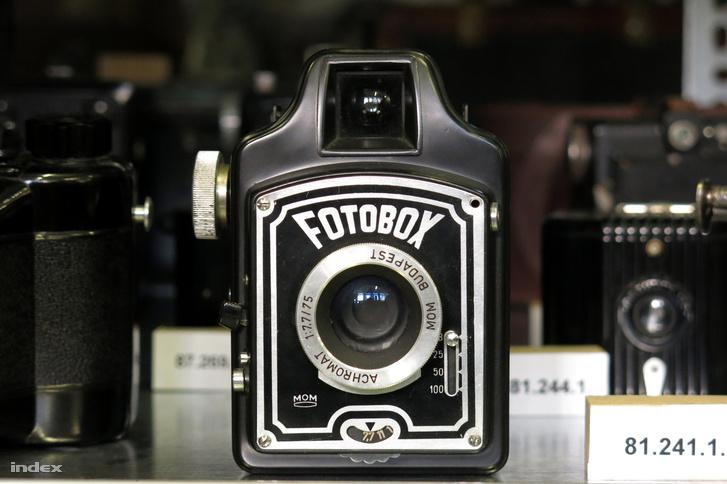 Több tízezer példány készült a Fotobox kamerából