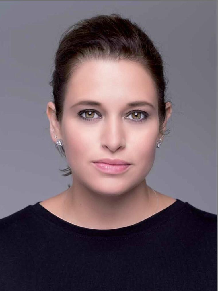 Kende-Hofherr Krisztina, a TMC Management vezetője.