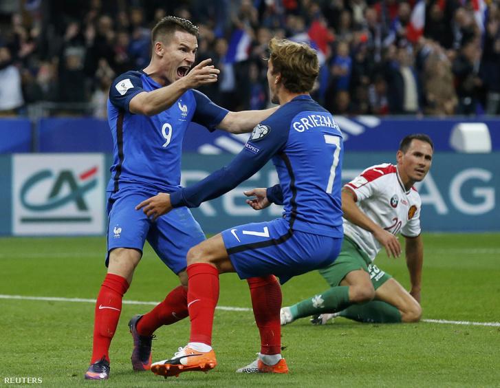 Franciaország-Bulgária