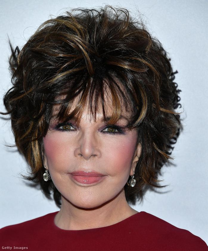 Carole Bayer Sager énekesnő és az ő Dallas-frizurája