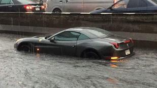 Minek a Ferrari, ha az is elsüllyed?