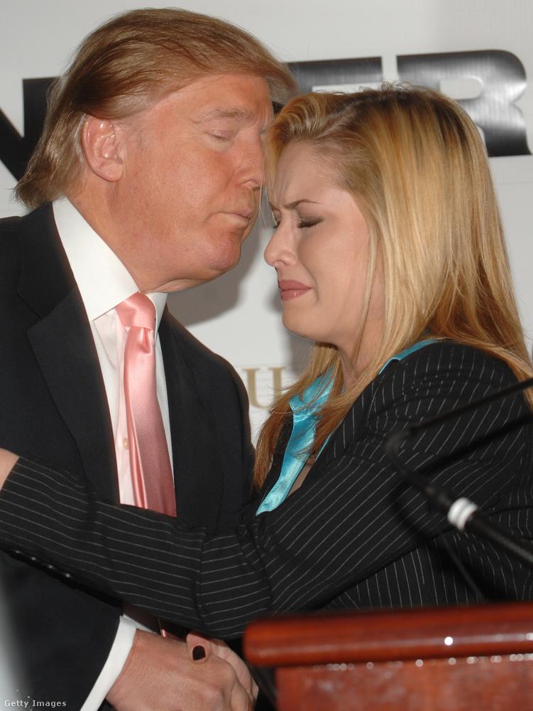 Donald Trump háromszor volt házas.
