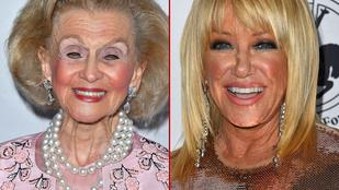 Hollywoodban öregedni csak látványosan lehet