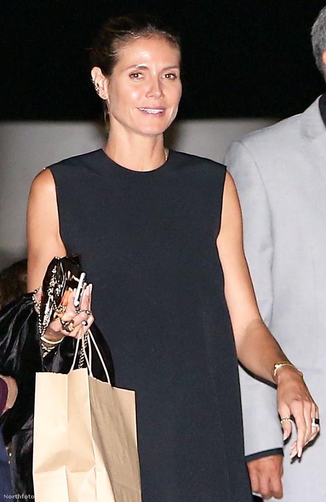 Heidi Klum és Seal házassága hét év után, 2014-ben futott zátonyra, de négy gyermekük miatt jó kapcsolatban maradtak.