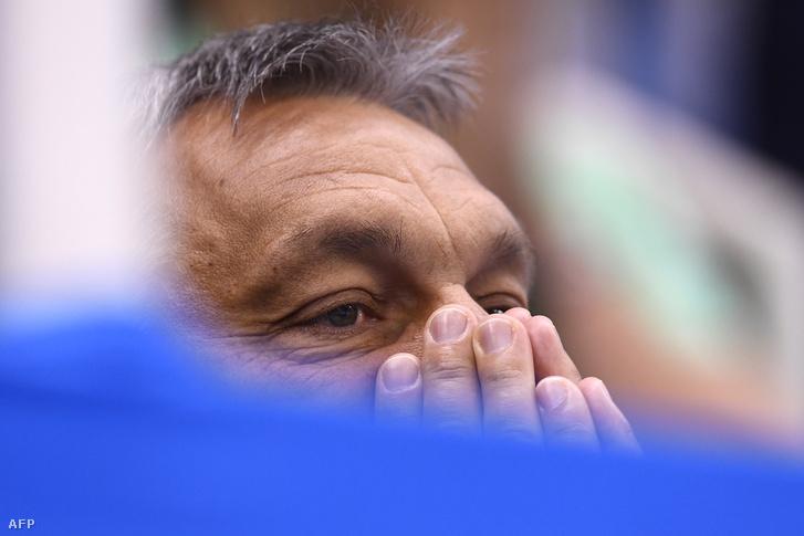 Orbán Viktor Rióban - nem volt elégedett