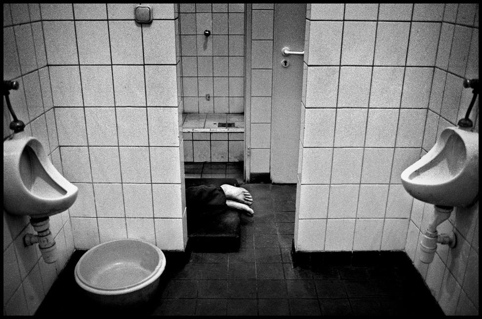 Könyves Kálmán körúti hajléktalanszálló, 2005