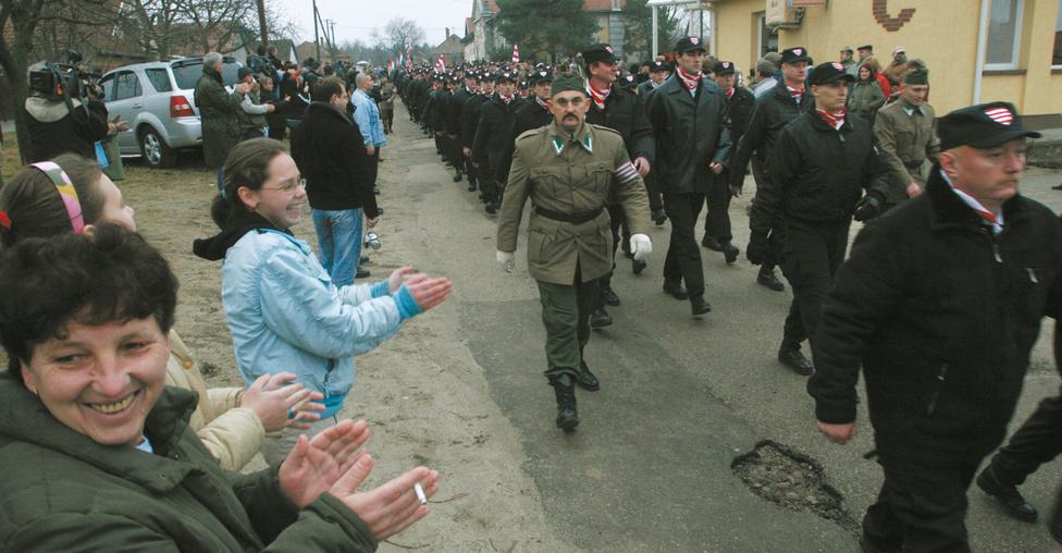 Magyar Gárda, 2007