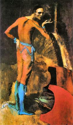 Picasso - A színész