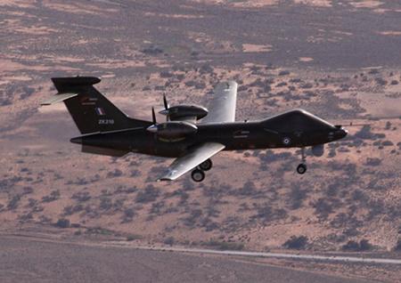 A BAE Mantis kódnevű pilóta nélküli gépe