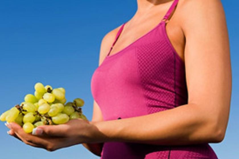 sarah szőlő fogyás
