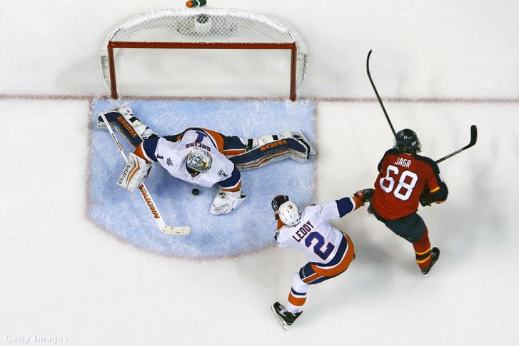 Jaromir Jágr a 23. NHL szeonját kezdi