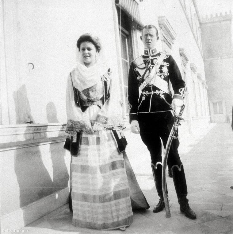 Alíz hercegnő és András herceg