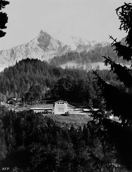 A berchtesgaden-i villa