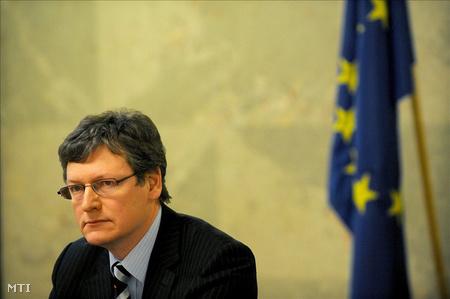 Andor László (Fotó: Földi Imre)