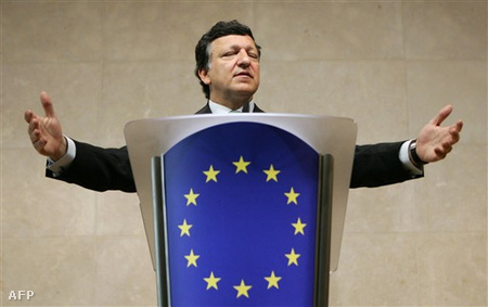 Jose Manuel Barroso (Fotó: John Thys)