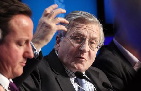 Jean-Claude Trichet (Pierre Verdy)