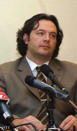Hatvani Csaba terézvárosi alpolgármester
