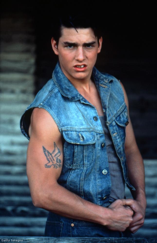 Tom Cruise-ról sokáig azt hittük képtelen az öregedésre