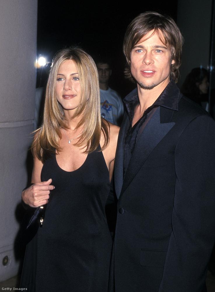 Jennifer Aniston és Brad Pitt legendás kapcsolata pár hete kapott újra figyelmet, miután Brad Pitt második felesége, Angelina Jolie beadta a válókeresetet