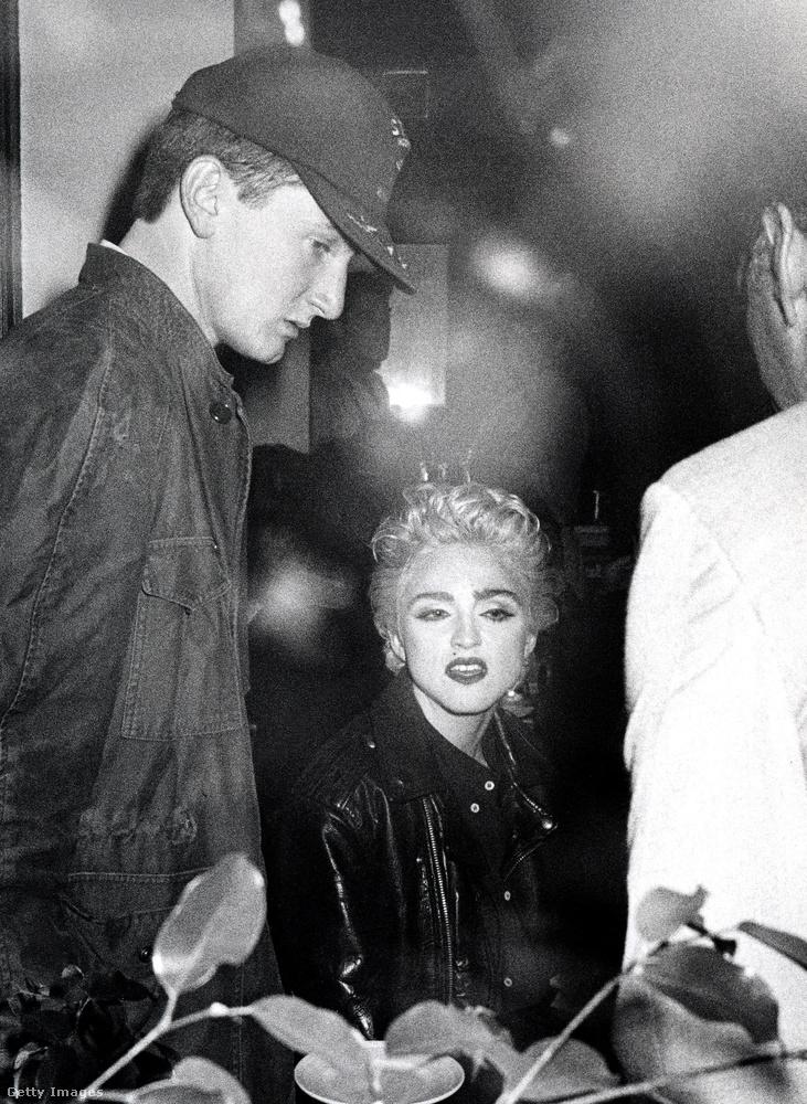 Sean Penn egy perrel próbálta bebizonyítani, hogy nem verte meg Madonnát, akivel még 1985-ben házasodtak össze