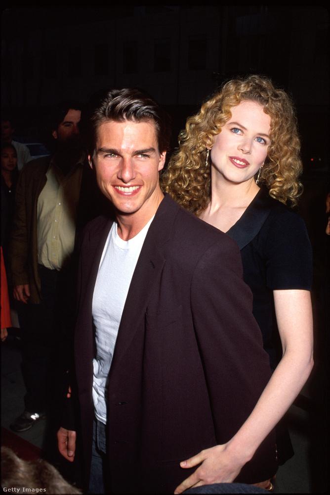 Ha Nicole Kidman, akkor rögtön eszünkbe jut Tom Cruise, akivel még 1990-ben házasodtak össze
