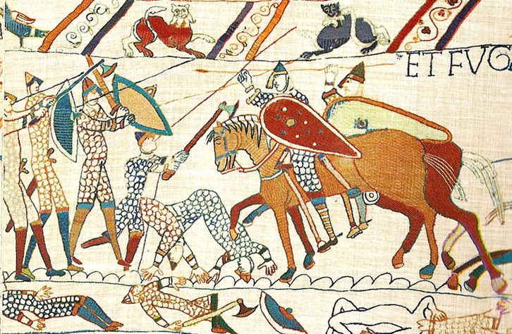 6 Battle of Hastings