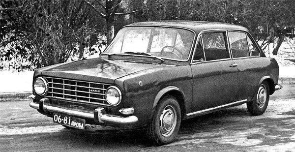 NAMI-107b, avagy a szovjetek Autobianchi Primulája